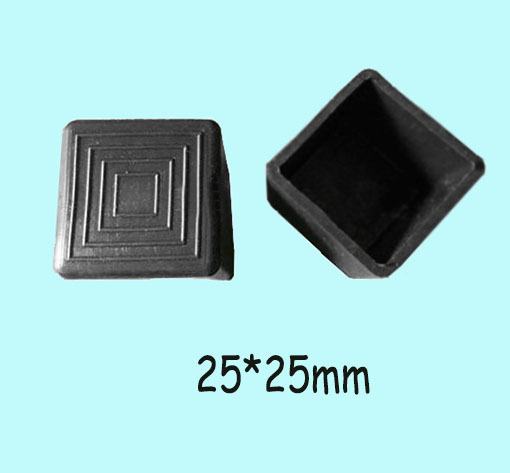 20x20 22x22 25x25 30x30 38x38 40x40 45x45 50x50 60x60 Square Chair Feet Cap  Pad Wrap Protector Table Desk Leg Tube Insert End In Washers From Home ...