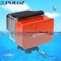 PULUZ For Go Pro Accessories Float Floaty Box Block Buoy Sponge W/ 3M Adhesive Anti Sink Sticker for GoPro Water Sports Cameras
