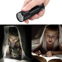 Mini LED Flashlight Pen Light Portable Penlight Powerful Poc