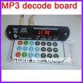 2 шт./лот Bluetooth MP3 декодирование доска модуль Bluetooth 4 в одном MP001