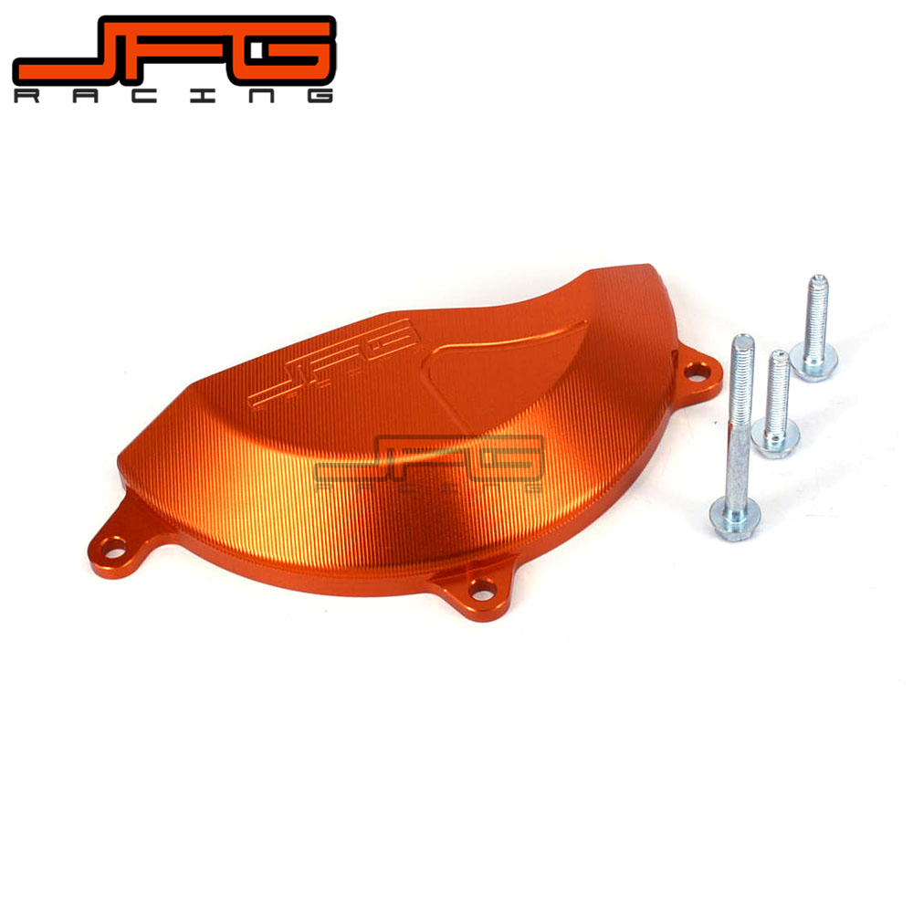 Motorcycle Right Side Engine Case Cover Protector Guard For KTM SX F SXF450 450 2013 2014