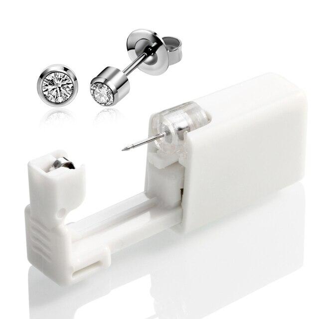 Купить swanjo 1 шт пистолет для пирсинга уха одноразовый стерильный картинки