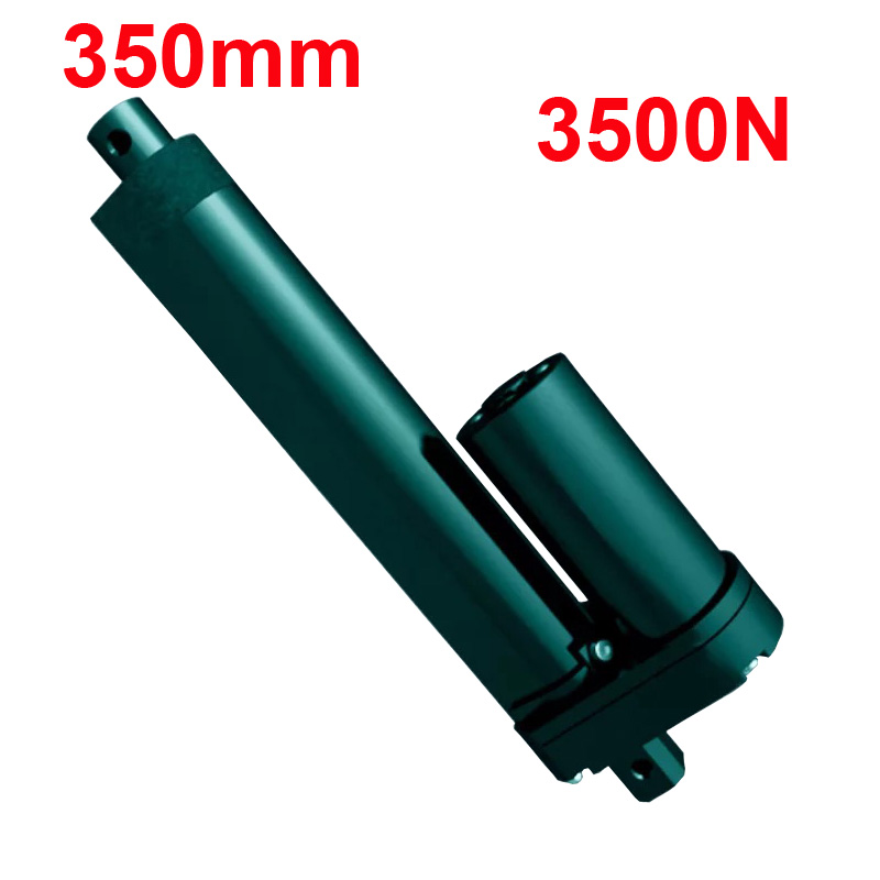 Free Shipping 36V 48V 350mm Stroke 3500N 350KG 770LB New Linear Actuator 12v Heavy Duty Linear