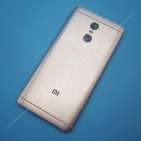 New For Xiaomi Redmi Pro Spare Parts Back Battery Cover Door Housing Side Buttons Camera Flash