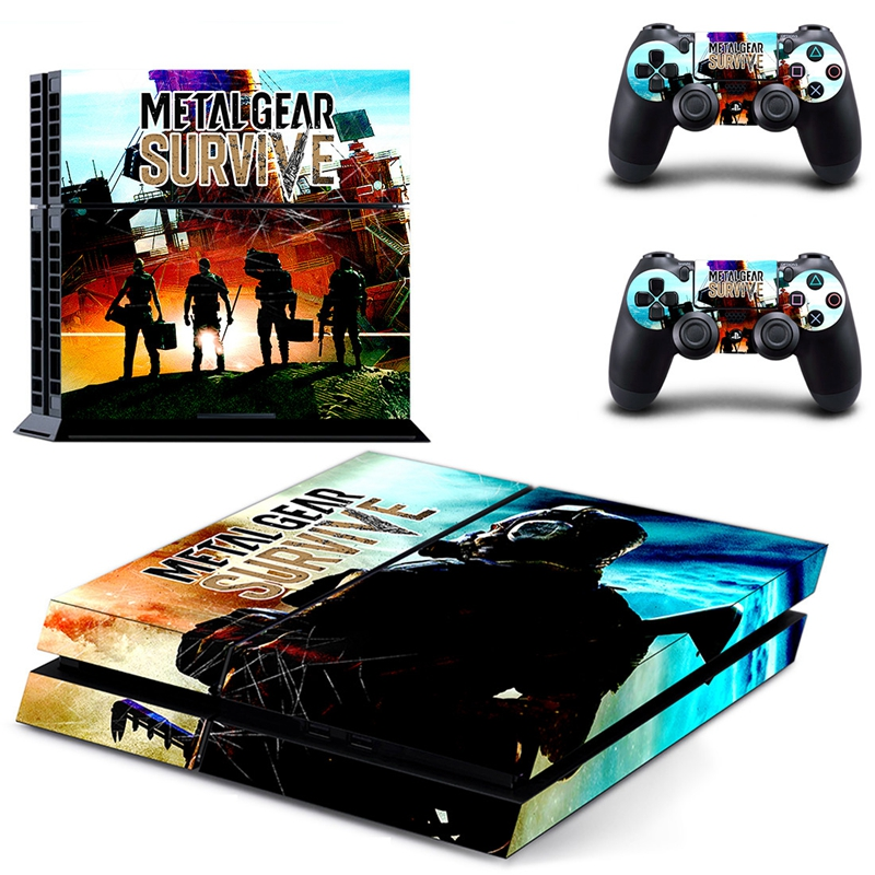 Image 5 - HOMEREALLY Stickers Classic Clancy's Rainbow Six PS4 Skin For Sony PlayStation 4 Console and Controller Skin Ps4 Accessory-in Stickers from Consumer Electronics