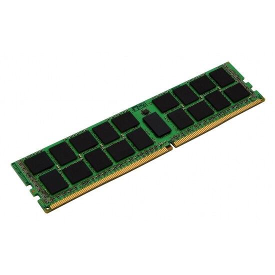 Kingston Technology Système Spécifique Mémoire 32 GB DDR4 2400 MHz Module 32 GB 1x32 GB DDR4 2400 MHz verde