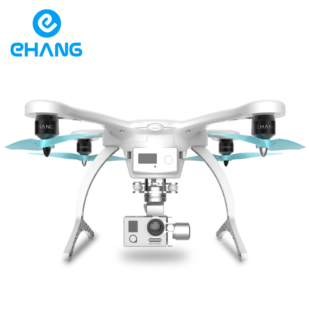 Ehang GHOSTDRONE 2.0 GPS RC Drone Helicopter Quadcopter with 4K Sports camera PK DJI Phantom 3