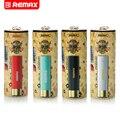 Remax RPL18 2400 mAh Mini Bala Projeto Banco de Potência Extra de Backup Power Bank Bateria Universal Externa Pacote de Backup De Energia De Emergência