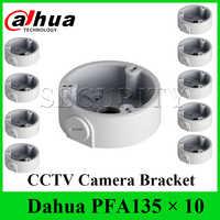 10 Pieces/Lot Dahua PFA135 Waterproof Junction Box CCTV Bracket for Dahua IP Camera Express Shipping
