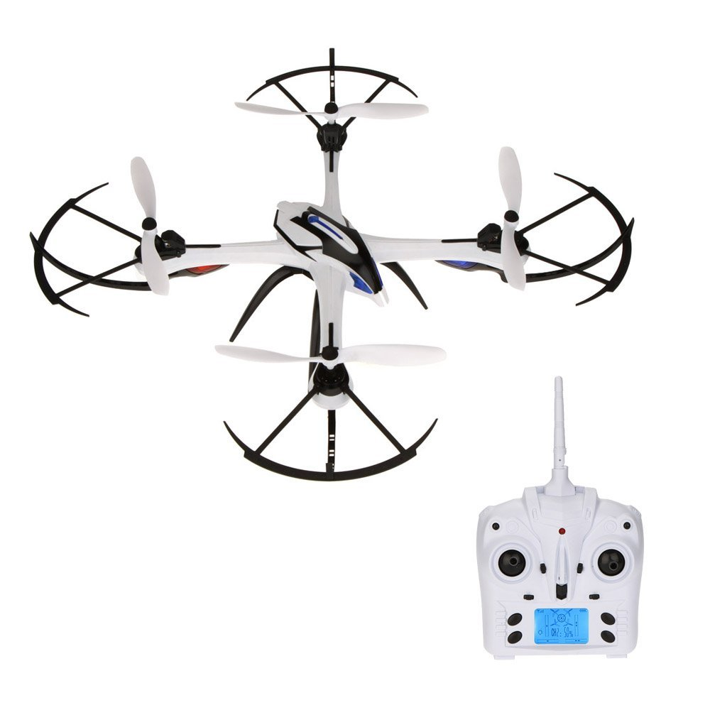 JJRC H16 YiZhan Tarantula X6 4CH 6-Axis 360 Flips 2.4GHz RC Quadcopter with Hyper IOC Headless Mode Function RTF without Camera