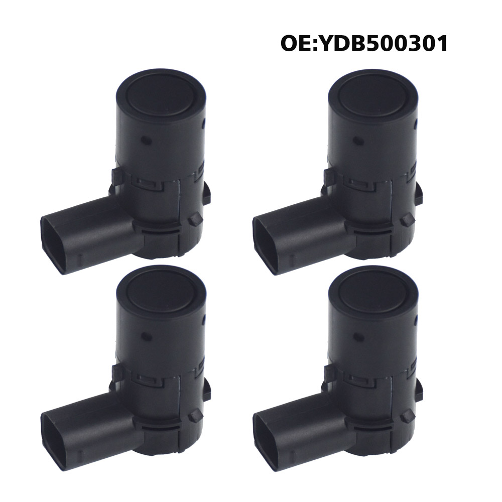 цена на 4pcs/lot Parking Sensor Reverse Sensor YDB500301 C2C29377XXX for Jaguar S Type XK X Type for Land Rover Freelander Discovery 3