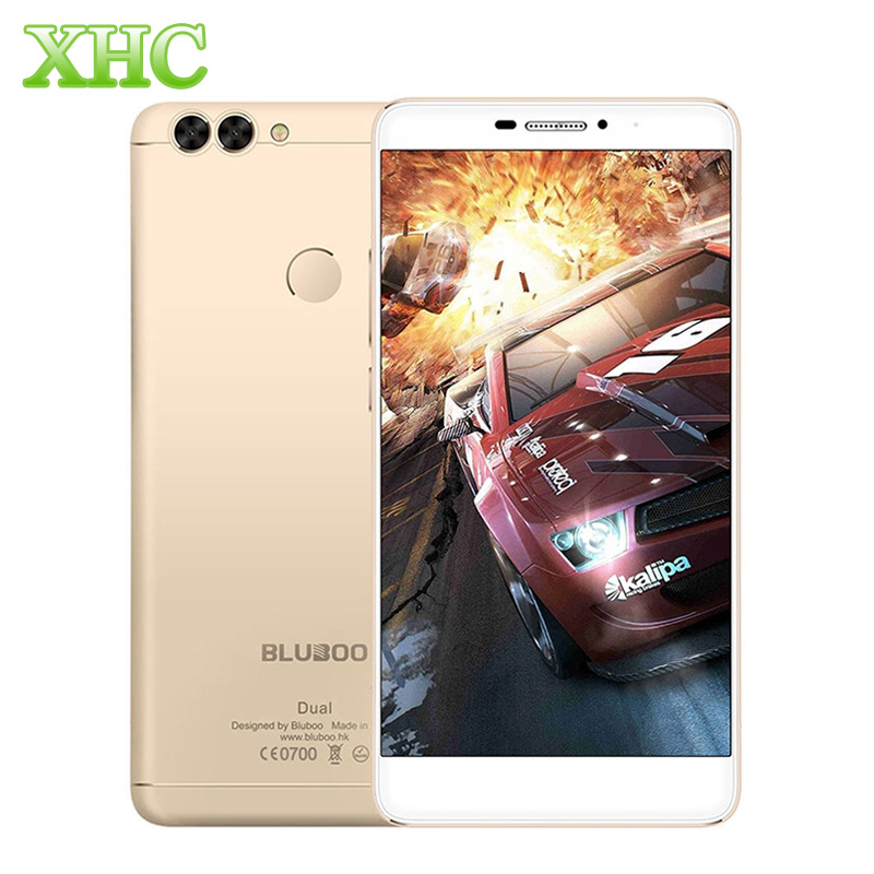 BLUBOO Dual 16 GB 4G LTE Smartphone 5.5 ''Android 6.0 Smartphone 3000 mAh MTK673
