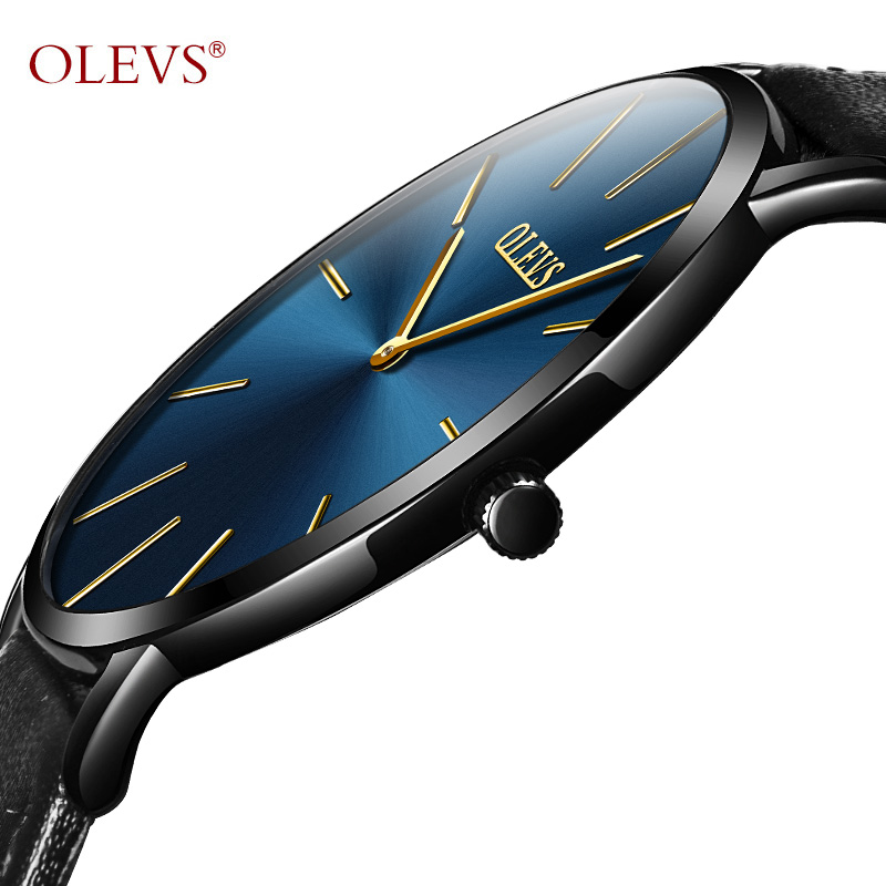 Women Watch OLEVS Brand Luxury Fashion Casual Ladies Wrist watch men Leather Quartz Lovers Clock waterproof relogio feminino uhr longbo brand genuine leather lovers quartz watch simple style women men casual watch waterproof relogio masculine feminino clock