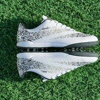 New Soccer Shoes Men TF Training Football Boots Superfly Futsal Kids Hard Wearing FG Soccer Lleats Mens Indoor Sport Sneakers 3