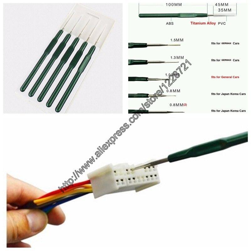 aliexpress com   buy 5pcs car wire terminal socket pin