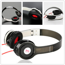 Brand New Noise Reduction Adjustable Headphone Stereo Surrounded Headband Headset Casque Audio for Smartphone Computer PC Gamer