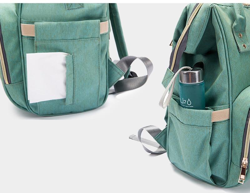 HTB1fHCDcAfb uJkHFJHq6z4vFXap Baby diaper bag mommy stroller bags USB large capacity waterproof nappy bag kits mummy maternity travel backpack nursing handbag
