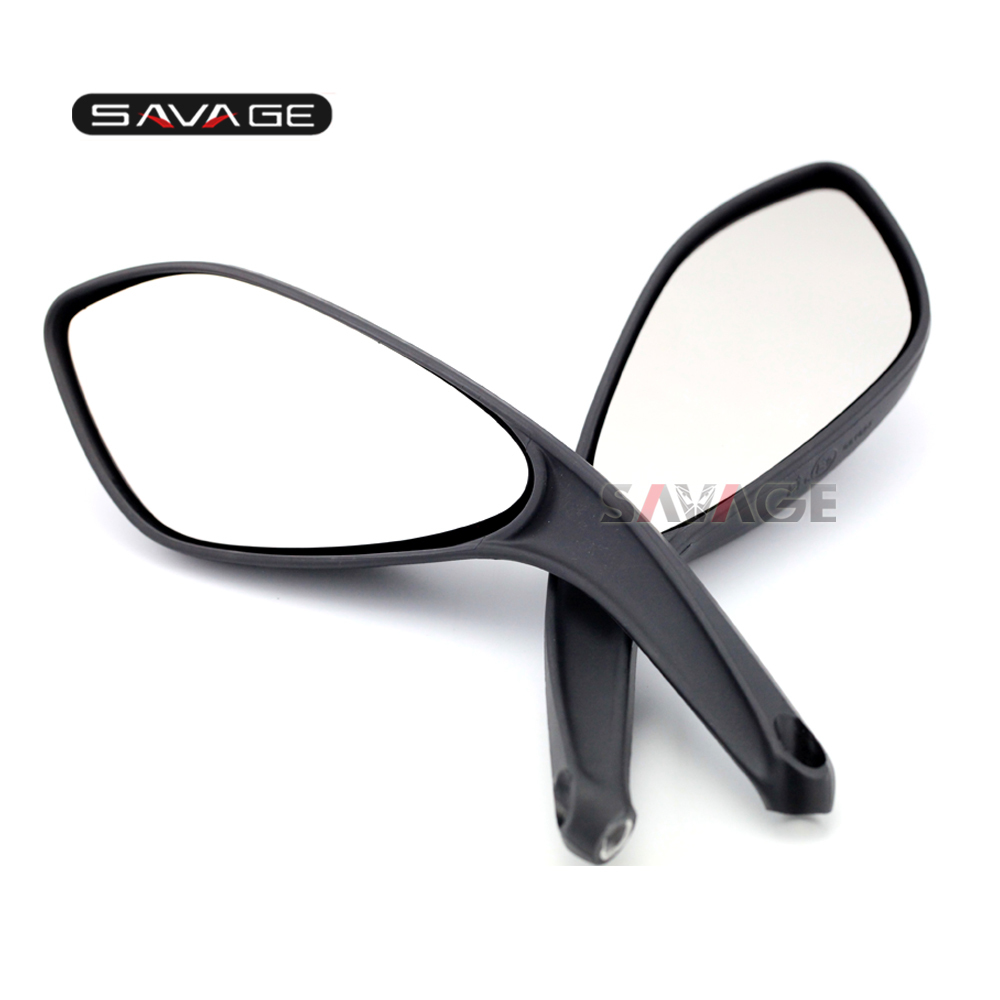 For DUCATI MONSTER 695 696 796 1100/S/EVO Motorcycle Accessories Rear Side View Mirrors Brand New motorcycle rear side view mirrors a pair brand new high quality for ducati monster 695 696 796 black