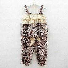 Neueste 2 Stücke Baby Mädchen Kinder Kinder weste + hosen Kleidung Anzüge Outfits Sets