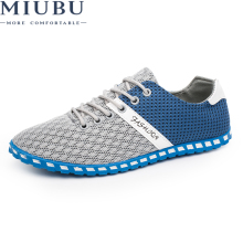 MIUBU Outdoor shoes Hot sale Breathable Male Light Weight Shoes Sneakers man Adult trainer Simple