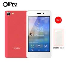 IPRO WAVE 4.0 II I9408 Смартфон SC7731C Quad-core Celular Android 5.1 Разблокирована Мобильного Телефона 4 ГБ ROM Dual Мобильный Телефон СИМ