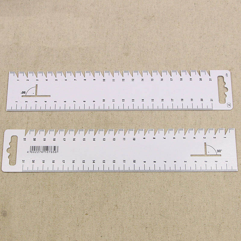 1 PC 21*4CM <font><b>Patchwork</b></font> Ruler Quilting Sewing <font><b>Tool</b></font> Fabric Cloth Cutting Tailor Scale Sewing Rule Cutting Mat Measuring Accessories image