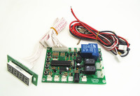 With Coin Changing Time Control Timer Board Power Supply For Coin Acceptor Selector Pump Water Washing