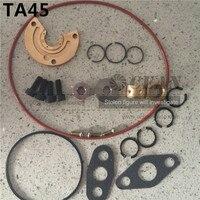 طقم تصليح خدمة كيت كيت TA45 صالح توربو 466618 6152 81 8310 465145 0001 471121-في مداخل الهواء من السيارات والدراجات النارية على