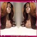 #27 #30 цвет волос длинные светлые парик человеческих волос бразильского виргинские кружева передние парики/полный шнурок человека волос парики для черный/белый женщин