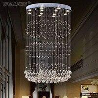 VALLKIN Modern Chandeliers Lighting Chandelier Light LED Indoor Lamp Fixtures Living Room Lights Home Decoration Lamps