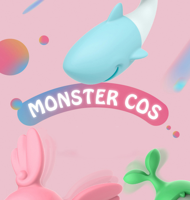Wireless APP Remote Control Vibrator Monsters Pub Soft Silicone Dildo bluetooth Connect USB Charge Adult Game Sex Toys For Women 4
