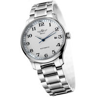Classic Luxury Mens Calendar DAY Stainless Steel AUTO Automatic Mechanical Watch