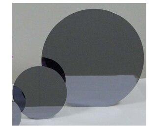 8-дюймовые кремниевые пластины, Полупроводниковые высокочистые полированные кремниевые пластины SEM двойного броса экспериментальные иссл...