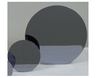 8-inch Silicon Wafer, IC Semiconductor Grade High Purity Polished Silicon Wafer SEM Double Throw Experimental Research