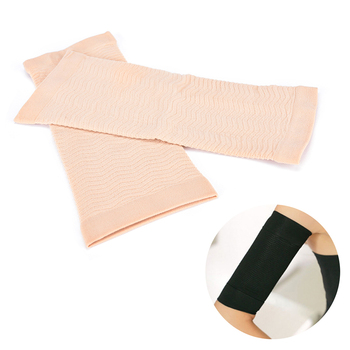 1Pair Slimming Compression Arm Shaper Slimming Arm Belt Helps Tone Shape Upper Arms Sleeve Shape arm Taping Massage For Women 1