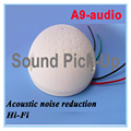 Noise reduction CCTV camera Sound pick-up  Mic/microphone speaker Monitor audio for Security camera DVR