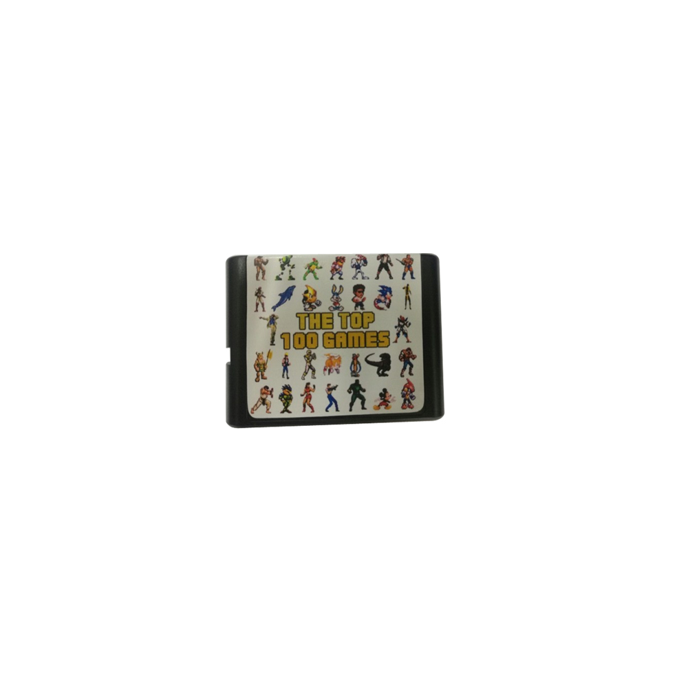 US $11 18 38% OFF|126 in 1 Game card/Cartridge 16 bit M D Game Card For  Sega Genesis For Sega for MD-in Replacement Parts & Accessories from  Consumer