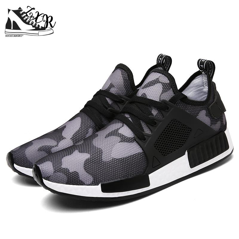 Outdoor Military Camouflage Men Casual Shoes Summer Army Green Trainers Ultra Boosts Zapatillas Deportivas Hombre