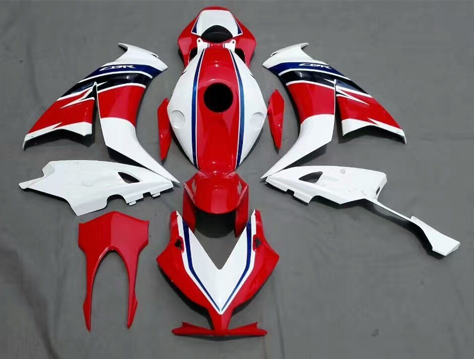 Motorcycle Injection Mold Fairing Kit For Honda CBR1000RR CBR 1000RR 2012 2013 2014 CBR 1000 RR Bodywork HRC Fairings UV Painted injection mold fairing for honda cbr1000rr cbr 1000 rr 2006 2007 cbr 1000rr 06 07 motorcycle fairings kit bodywork black paint