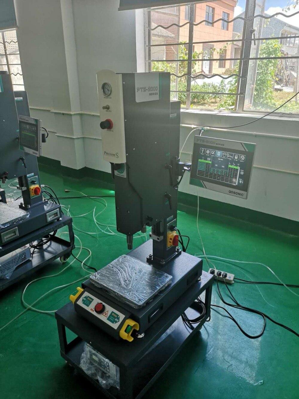 Bonne ultrasonic welding machine for plastic sheets ultrasound plastic welder