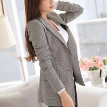 Suit new ladies coats long-sleeved small women's suit autumn