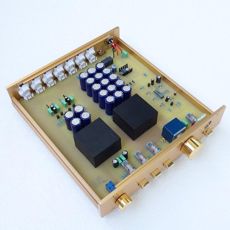 Áudio brisa & Weiliang excelente de áudio HIFI de ÁUDIO amplificador preamp FM155 combinar com FM300 perfeitamente clonada