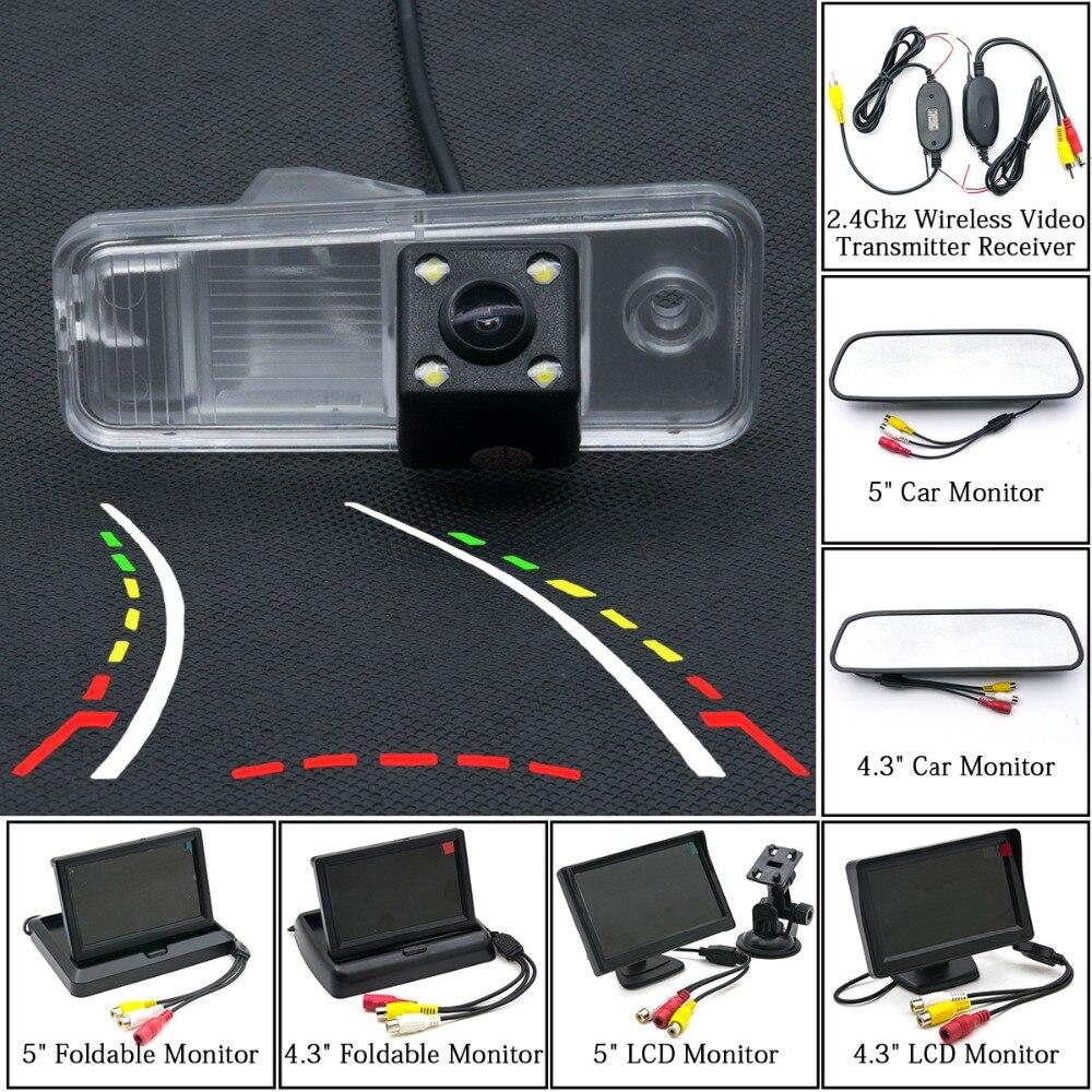 Waterproof Rear-View License Plate Car Rear Backup Parking Camera for Hyundai Grand Santa Fe 2013~2016 Backup Camera for Car