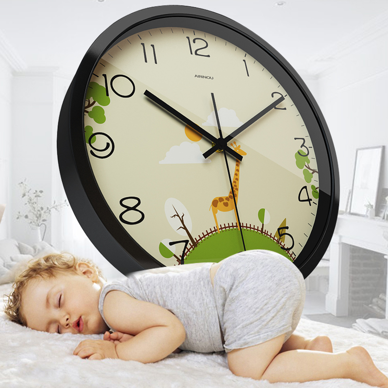 Compare Prices on Kid Wall Clock Online ShoppingBuy Low Price
