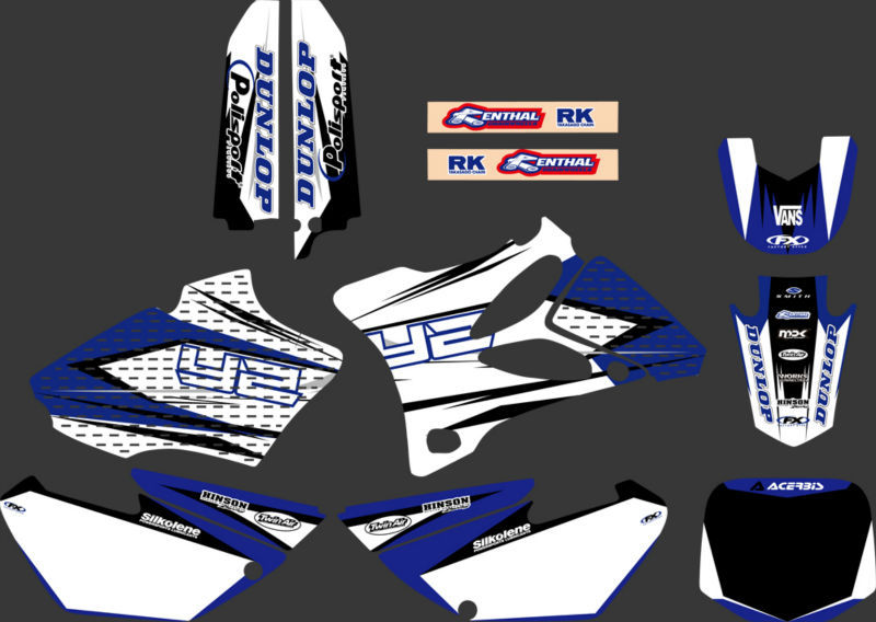 Buy new style team graphics backgrounds for Yamaha yz85 top speed