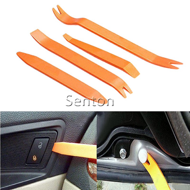 Car Audio Door Removal Tool For Toyota Corolla RAV4 Yaris Honda Civic Fit CRV Nissan Qashqai Juke X-trail Note Tiida Accessories car cd dvd audio power connector plug cable for honda civic multicolored