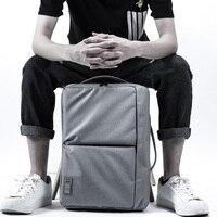 New Group 15.6 Inch Backpacks Waterproof Large Capacity Laptop Shoulder Bag Black School Bags Multifunctional Laptop Backpacks