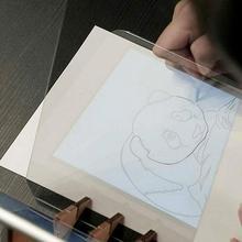 Светодиодный светильник ed доска для рисования A4 светильник для рисования планшет для рисования блокнот для эскизов пустой холст для рисования Акварельная акриловая краска