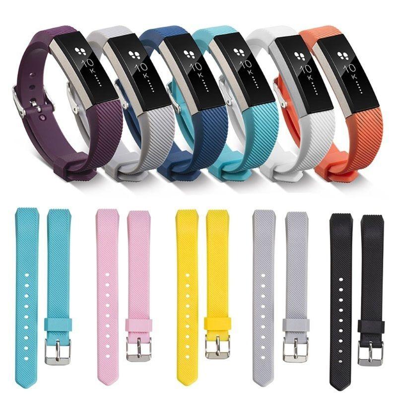 Silicone Wristband Band Strap Replacement For Fitbit Alta Tracker Smart BraceletSilicone Wristband Band Strap Replacement For Fitbit Alta Tracker Smart Bracelet