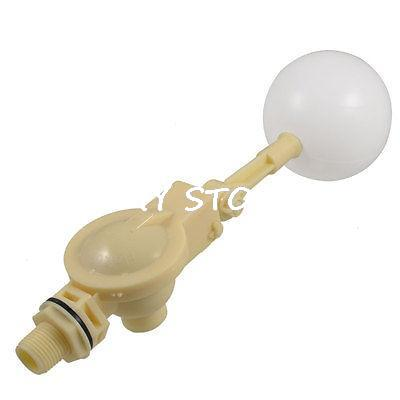 Liquid Water Level Sensor DN15 1/2 DN20 3/4 DN25 1 BSPT Thread Plastic Float Valve Ball Tank Pool